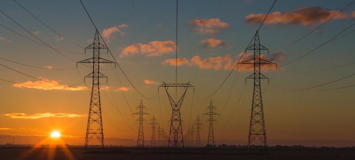 Energy grid, Photo by Matthew Henry on Unsplash
